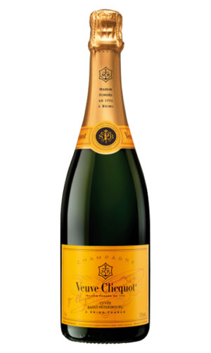 Veuve Clicquot Cuvee Saint Petersbourg