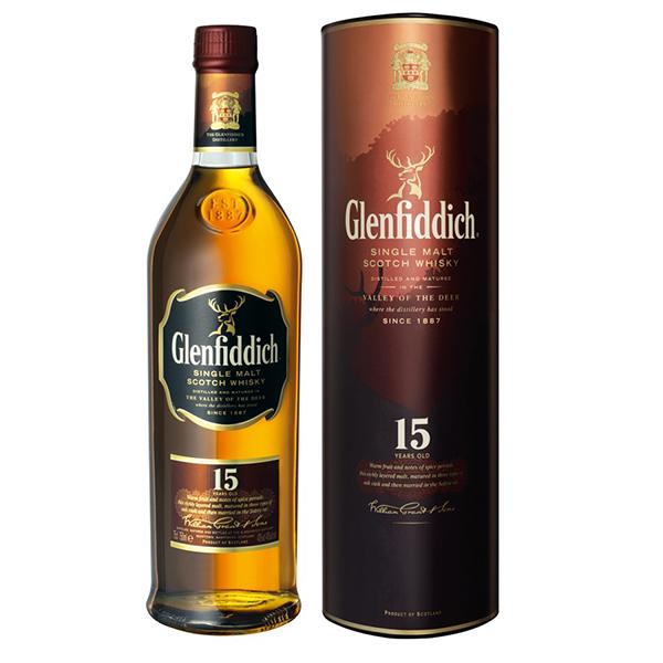 Glenfiddich 15 Anni