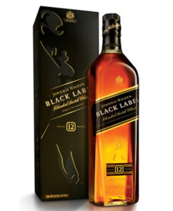 Johnnie Walker Black Label 12 Anni