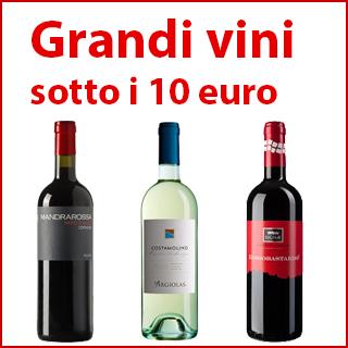 grandi vini 10 euro