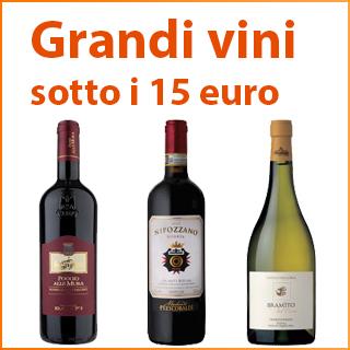 grandi vini 15 euro