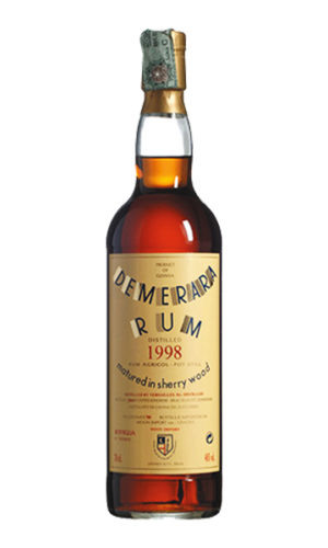 Rum Demerara 1998