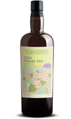 Panama Rum 2004