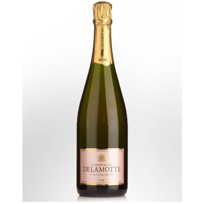 champagne delamotte rosè